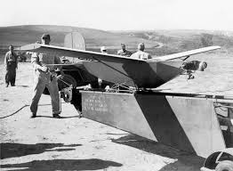 First Drones
