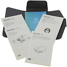 DJI Mavic Pro Manuals