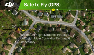 Maximum Flight Distance