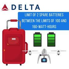 Delta Drone Rules