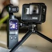 DJI Osmo Pocket & GoPro