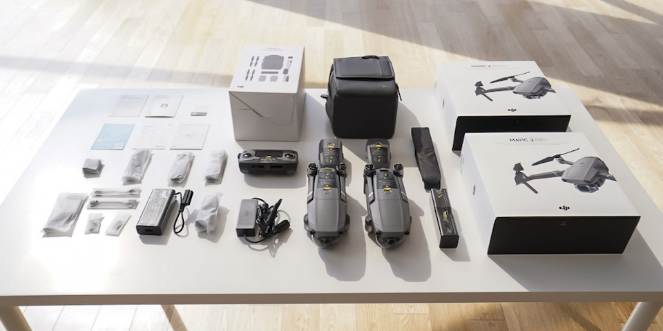 Essential DJI Mavic 2 Accessories – Great Options