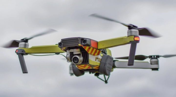 Positive Press – Drones Used for Beach Safety