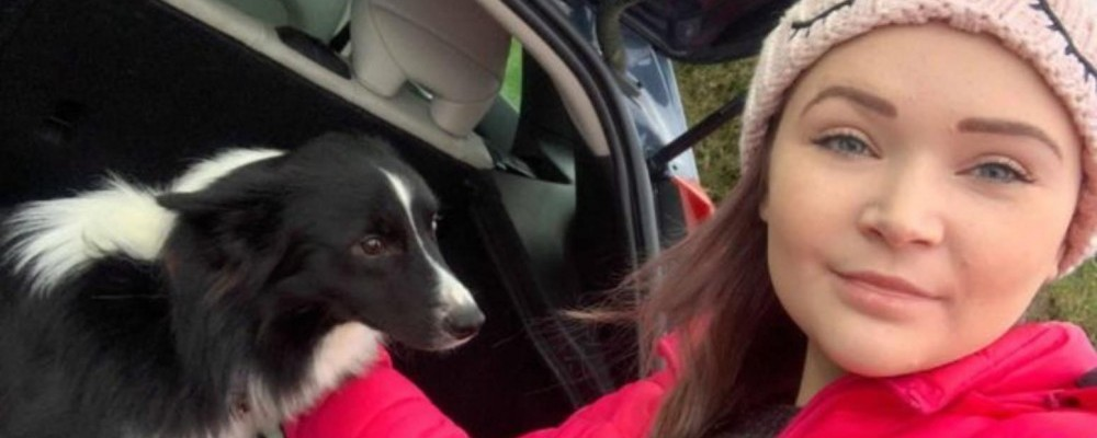 Positive Press –  Border Collie with Broken Leg Rescued Thanks to Drone