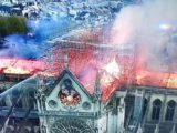 Positive Press - Drones Used to Help Firefighters Track and Put Out the Notre Dame Inferno