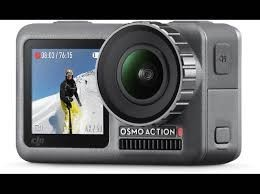 DJI Osmo Action Front