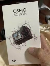 DJI Osmo Action Packaging