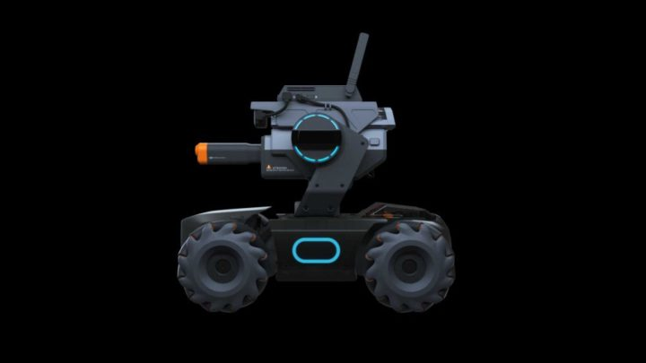 DJI Unveils the RoboMaster S1 | An Intelligent Educational Robot for 2019