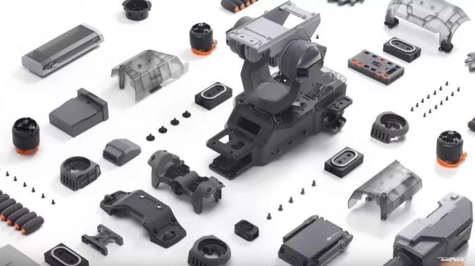 DJI RoboMaster S1 Parts