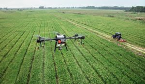 Drones and Farming, Really?