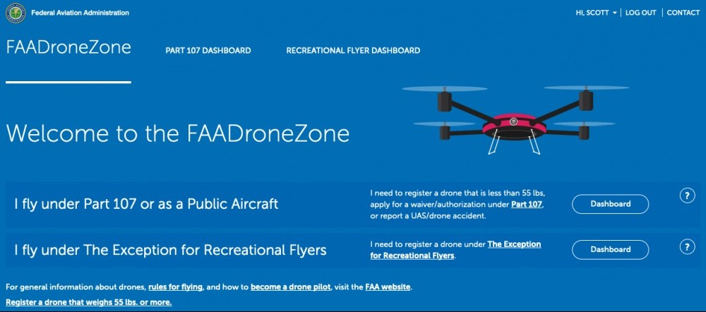How to Register a Drone with the FAA – An Important 1st Step