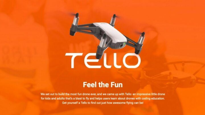 What is the Tello? – An Amazing, Affordable Drone for Beginners in 2019!