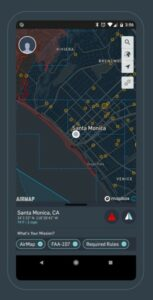 About the AirMap App