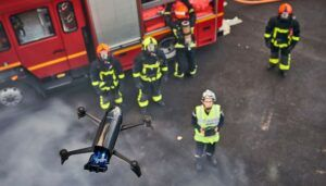 Bebop Pro Thermal and Firefighting