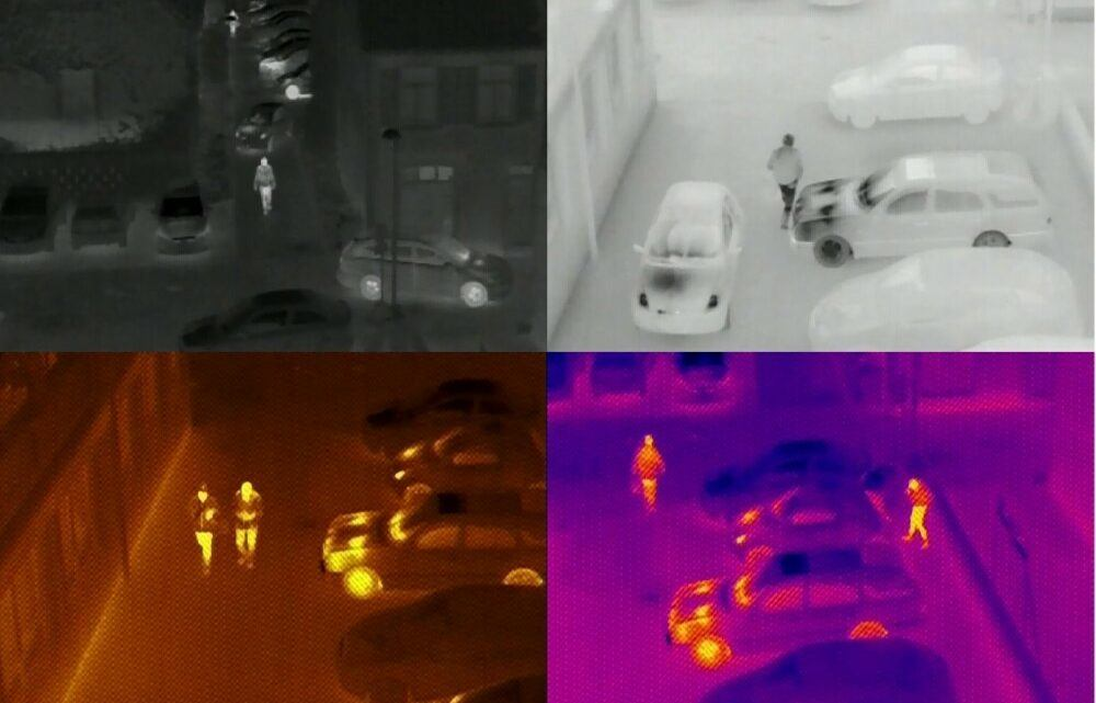 Drones With Thermal Imaging – Amazing Tools Helping Advance Drone Adoption Across The Board
