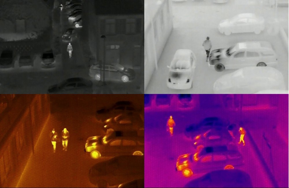 Drones With Thermal Imaging - Amazing Tools Helping Advance Drone Adoption Across The Board