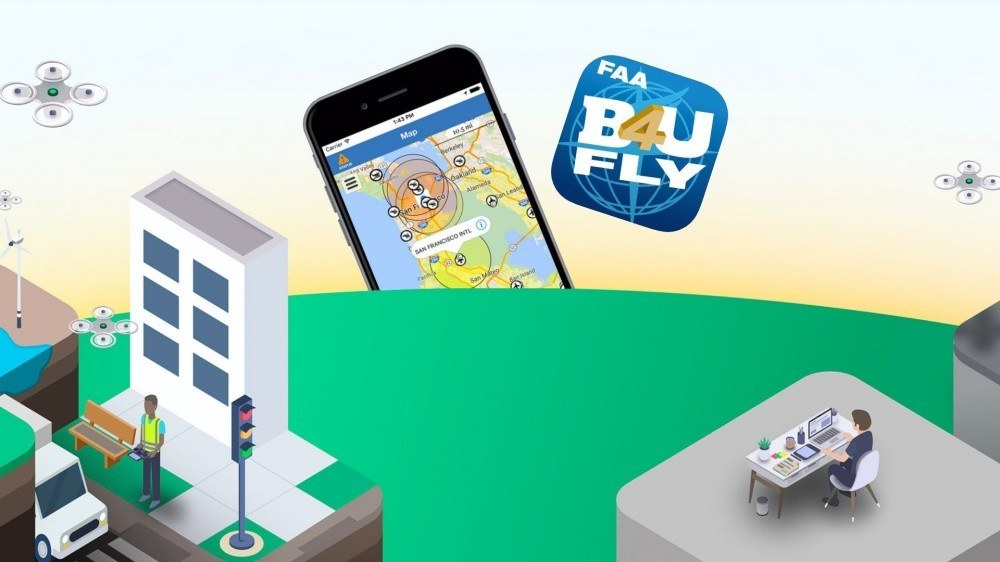 About The B4UFly App – Updated in 2019 And Recommended By The FAA To Enhance Flight Safety
