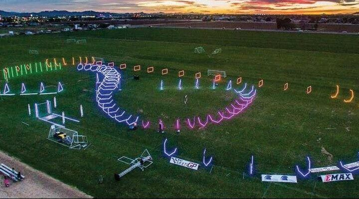 Drone Obstacle Course Kit – 4 Options For Added Fun And To Enhance Your Skills