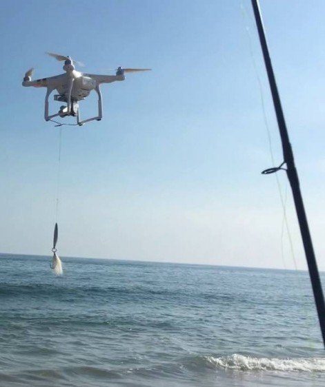 Fishing And Drones – Can You Up Your Game In 2020?