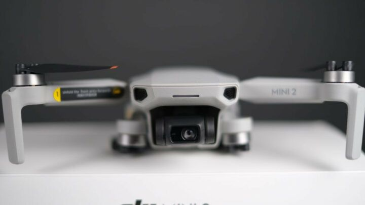 The DJI Mini 2 – Impressive Performance & Features In Such A Small Package!